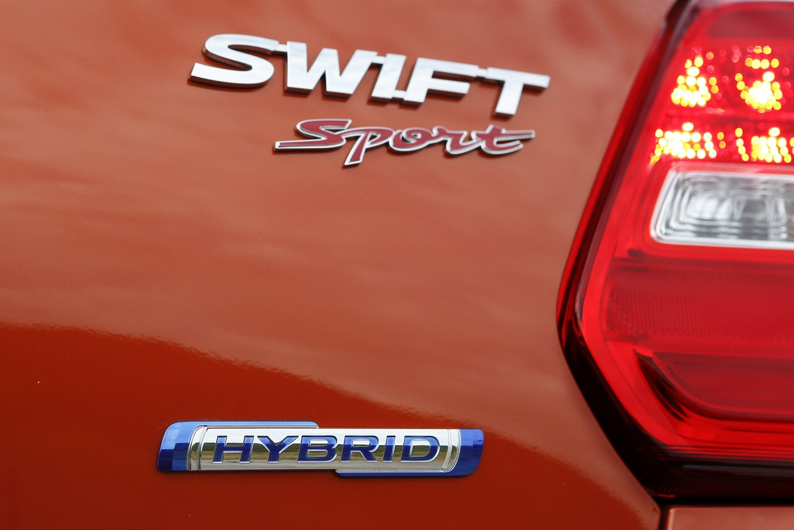 Foto de Suzuki Swift Sport 2020 (37/74)