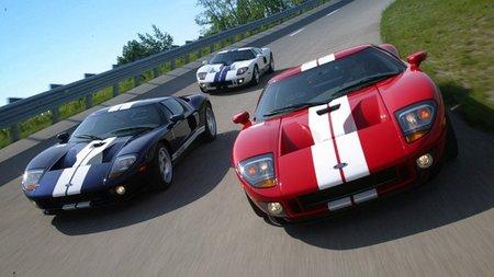 ¿Un sucesor del Ford GT con motor eléctrico?