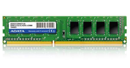 Memoria DDR4