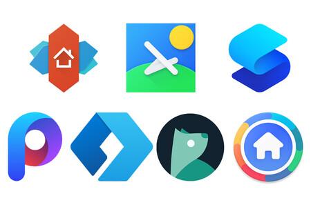 Los mejores lanzadores para Android: comparativa a fondo