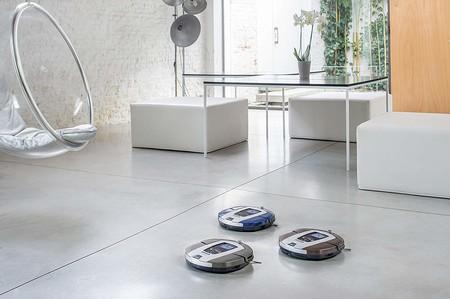 Oferta de Amazon en el robot de limpieza Hoover RBC040: cuesta sólo 96,81 euros con envío gratis