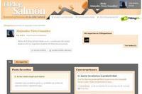 Página de usuario en El Blog Salmón (I)