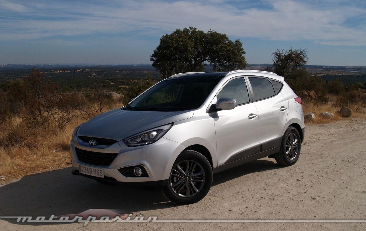 Foto de Hyundai ix35  (miniprueba en Madrid) (4/23)
