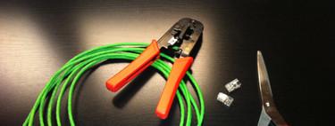Cómo hacer nuestro propio cable de red paso a paso