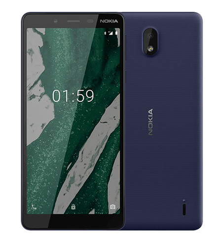Nokia 1 Plus Azul