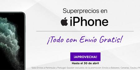 Renueva tu iPhone con las ofertas de Macnificos: hasta 35% de descuento en smartphones de Apple