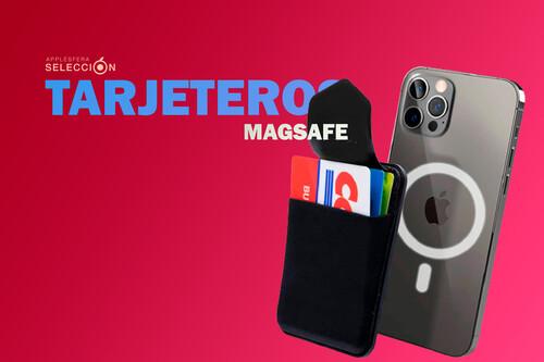 Carteras con MagSafe: siete alternativas mucho más baratas a los tarjeteros magnéticos de Apple para iPhone 12