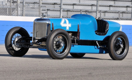 Joyas a subasta: Hupp Comet #4 Indy Car de 1932