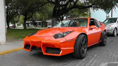 Dolorpasión™: Un Lamborghini Fiero anda suelto