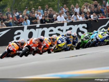 Horarios para el Gran Premio de Estados Unidos