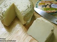 Torta de queso El Suspiro de los Montes de Toledo. Cata de queso