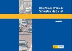 Informe sobre la siniestralidad vial en el 2004