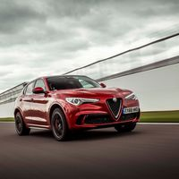 Alfa Romeo Stelvio Quadrifoglio rompe tres récords de vuelta en tres días