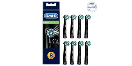 Oral B Crossaction Black Edition