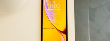 El iPhone XR, uno de los superventas de Apple de la generación anterior, a precio de escándalo hoy: llévatelo por 469 euros