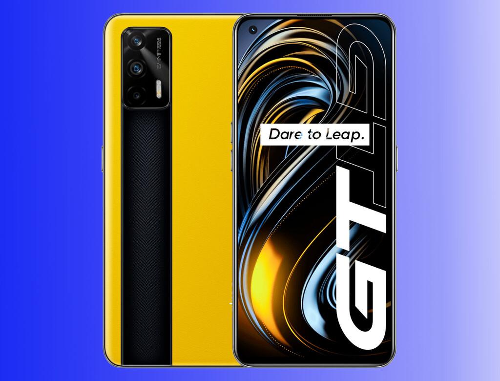 Realme GT: la gama alta a precio de derribo con el Snapdragon 888 y hasta 12 GB de RAM