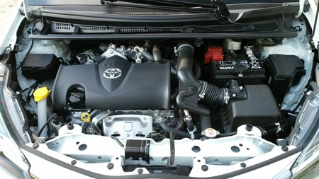 Toyota Yaris 110 60