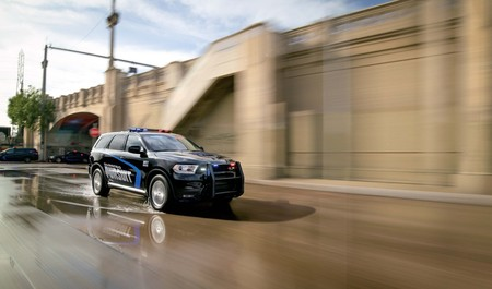 Dodge Charger Y Durango Pursuit 2021 5