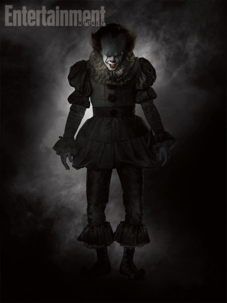 Pennywise al completo