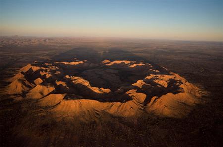 Crater Australia