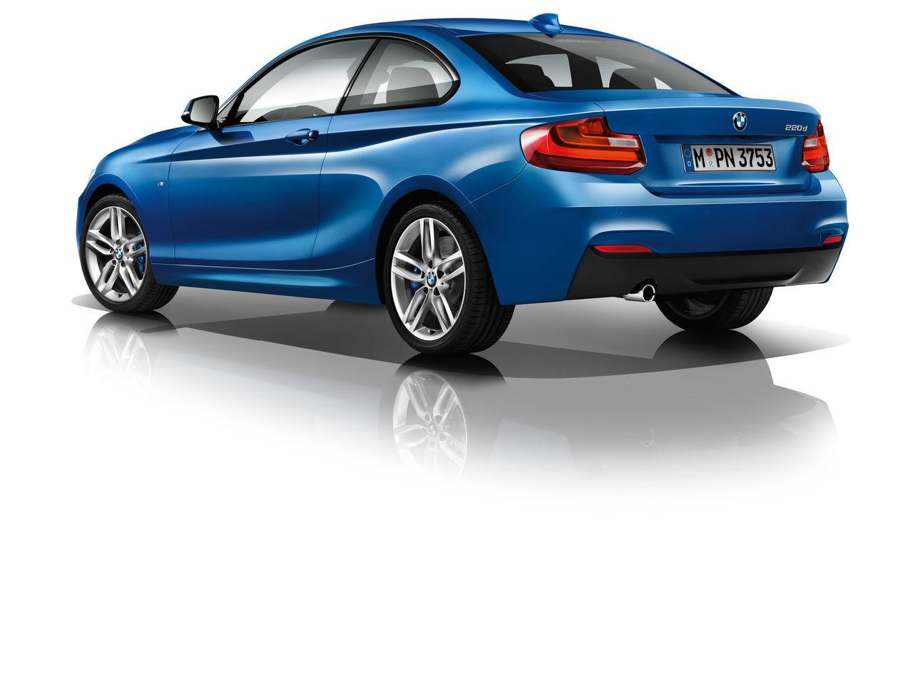 Foto de BMW Serie 2 Coupé (42/55)
