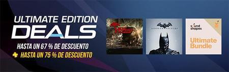 Ultimate Edition Deals las nuevas ofertas de PSN