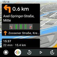 Mapfactor Navigator ya tiene soporte para Android Auto: llega un navegador gratuito, con aviso de radares y mapas sin conexión