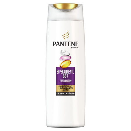 Pantene Superalimento Bb7 Champu 360ml