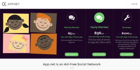 App.net, ahora también con cuentas gratuitas