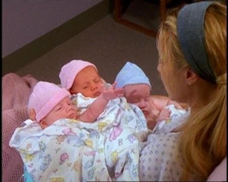Trillizos Phoebe