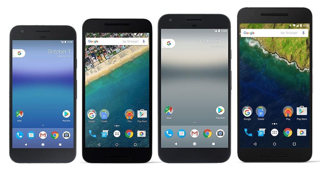 Google Pixel Nexus