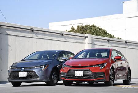 Toyota Corolla Hybrid Vs Se Mexico Ahorro Opiniones 2