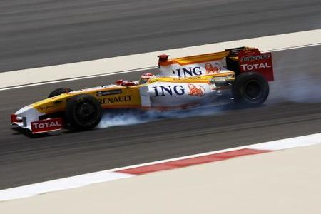 Fernando Alonso, octavo puesto que no sabe a nada