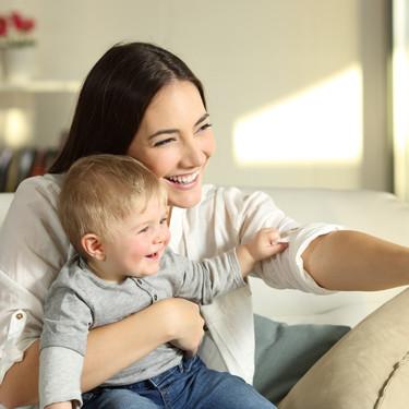 Interactuar con nuestros hijos desde bebés ayuda a un mejor desarrollo cerebral del niño, según demuestra un nuevo estudio