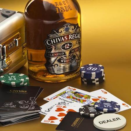 Juego de póker de Chivas