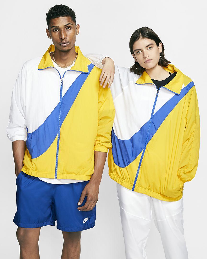 Nike Sportswear chaqueta retro