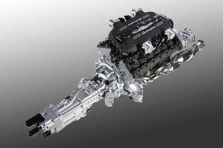 Más detalles sobre el Lamborghini Aventador