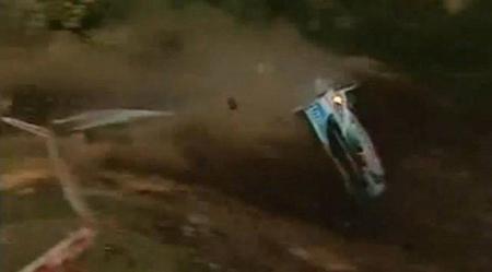 Freddy Loix líder en un accidentado comienzo del Rally Vinho de Madeira