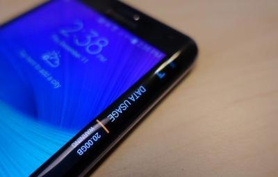 Samsung Galaxy S6 incluirá una variante con pantalla curva