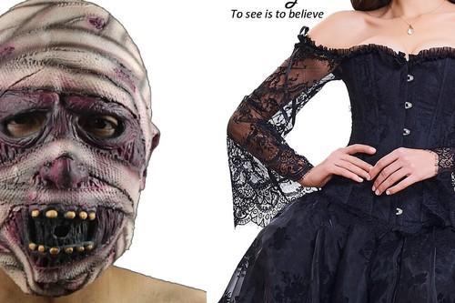 9 disfraces de Halloween para comprar en AliExpress: desde 4 euros a 20 euros