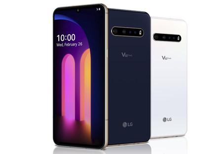 LG V60 ThinQ 5G: la gama alta de LG se renueva con el Snapdragon 865 y repite con la doble pantalla