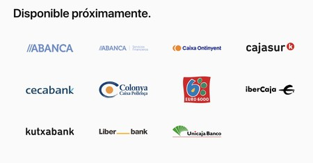 entidades Apple Pay España euro 6000