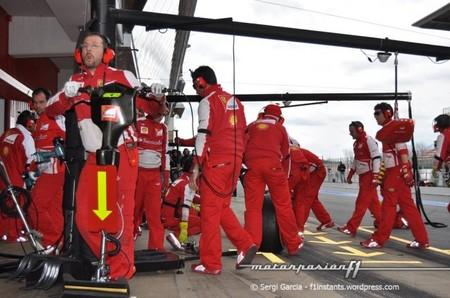 Felipe Massa, en busca de la rueda perdida