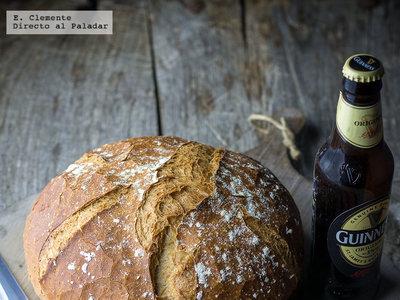 Pan de cerveza negra. Receta para empezar y no parar