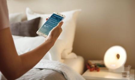 La nueva Philips Somneo Connected quiere ayudarte a conciliar el sueño y a despertarte por las mañanas