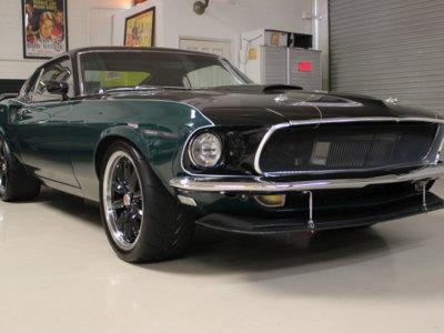 Los Ford Mustang clásicos nos encantan, por culpa de preciosidades como este Mach 1
