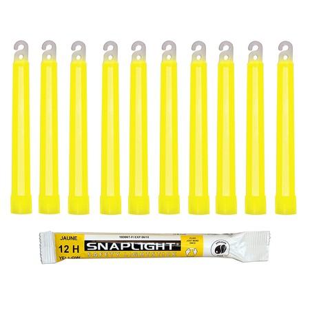 El kit de 10 barras de luz  Cyalume CM-4MZB-7TBR cuesta 22,70 euros en Amazon