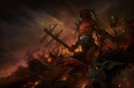 'Diablo III': tráiler de los caídos