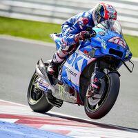 """Joan Mir y Álex Rins ven brotes verde con la nueva moto de Suzuki para MotoGP: """"El motor es más potente y el chasis frena mejor"""""""
