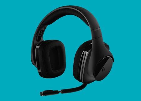 Estos auriculares gaming inalámbricos de Logitech están en oferta: puedes hacerte con ellos por menos de 100 euros